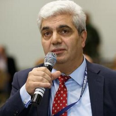 Dr. Stepan Grigoryan